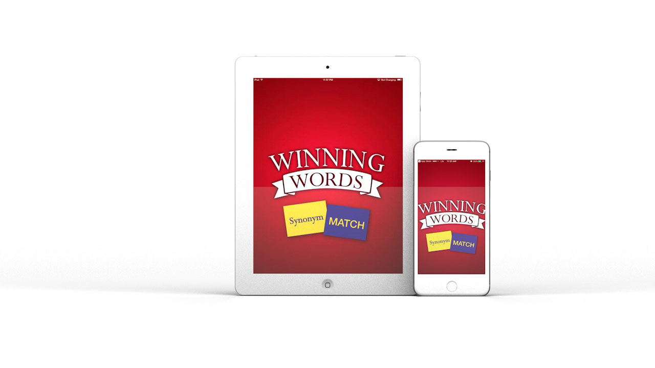 Winning Words : : : Match Games